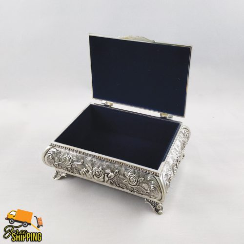 Queen Anne Small Jewellery Box