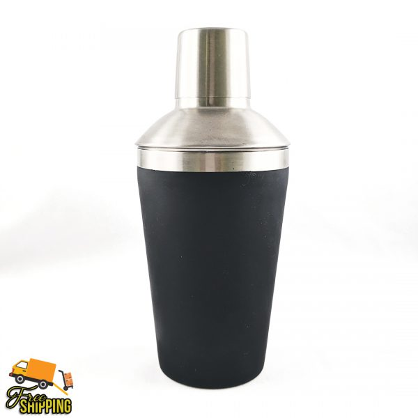 Cocktail Shaker Black Bottom