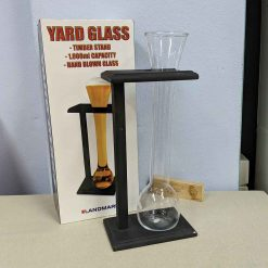 1,000mL Yard Glass