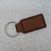 Rawhide Leather Rectangle