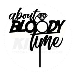 About-Bloody-Time