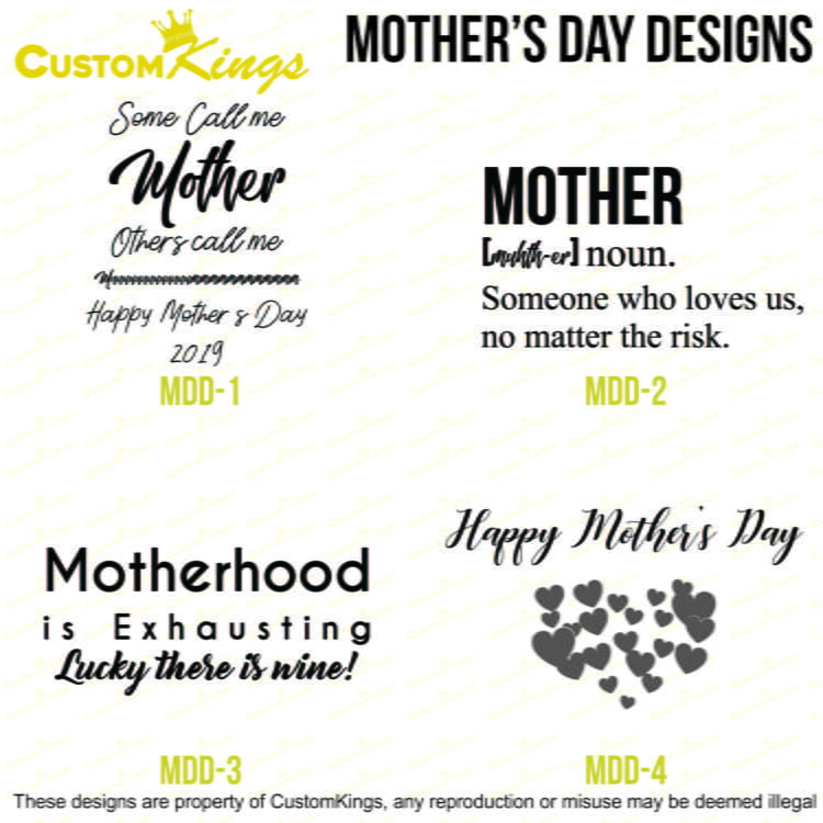Mother's Day Designs