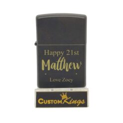 Birthday Design Zippo Lighter