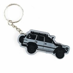 80 Series Land Cruiser Key Chain