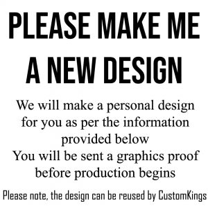 Please Make Me a Design