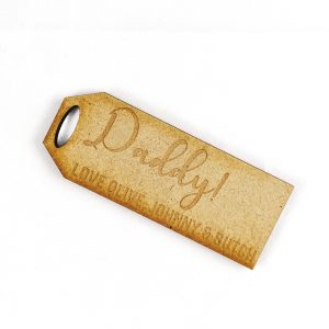 Daddy! Gift Tag