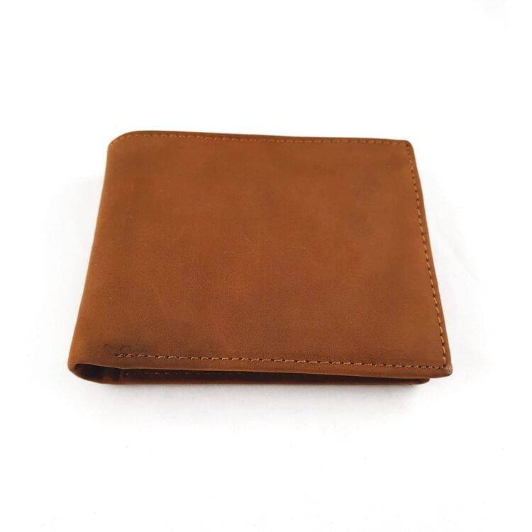 I love you Always Coffee Genuine Leather Wallet 1