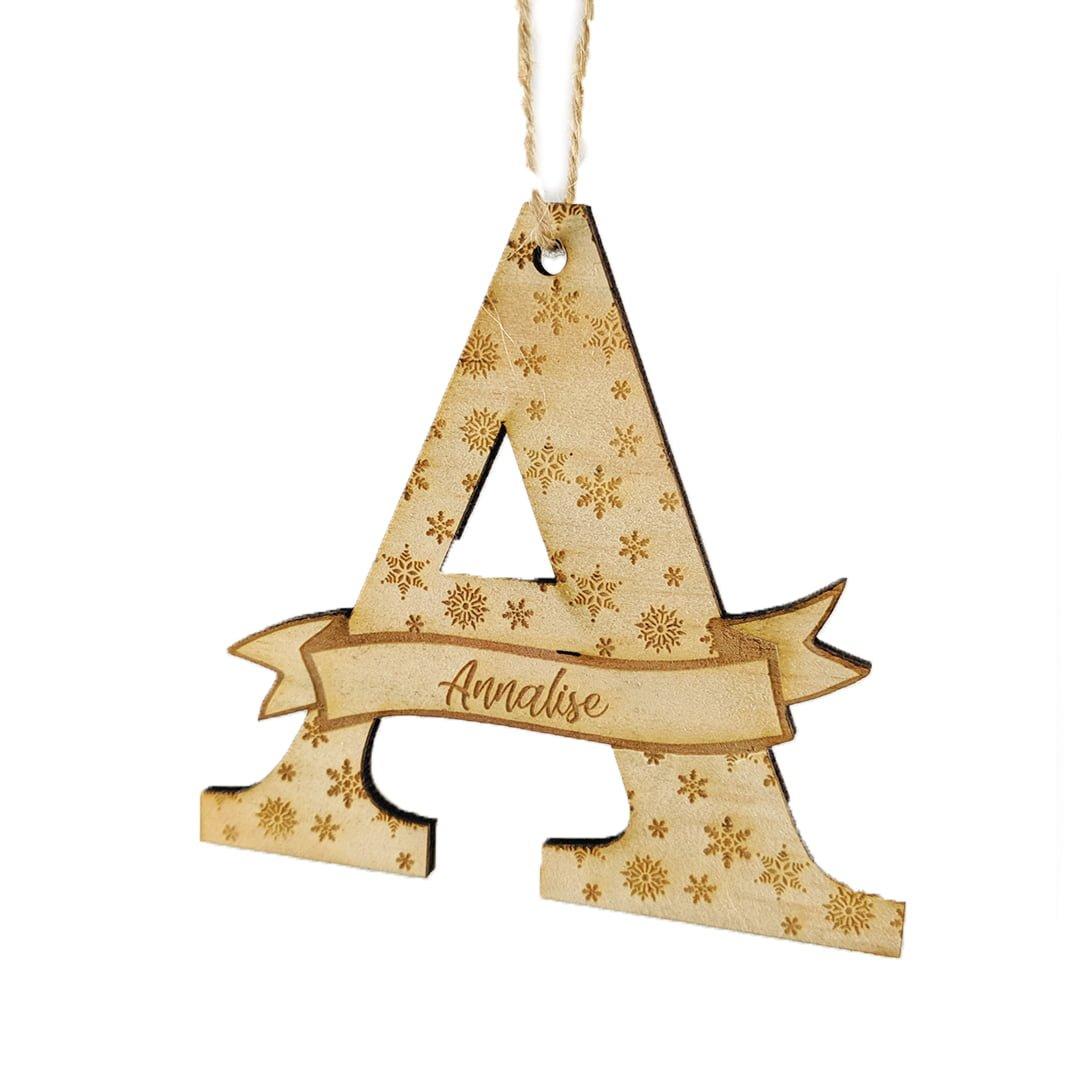 Christmas-Letter-Ornament