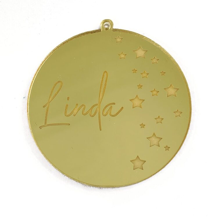 Gold-Star-Christmas-Ornament-Round