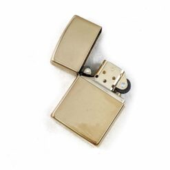 High Polished Brass Zippo