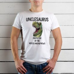 Unclesaurus Shirt