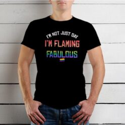 Flaming Fab Gay Shirt