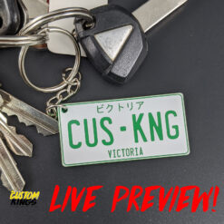 Keyrings and Keychains 14