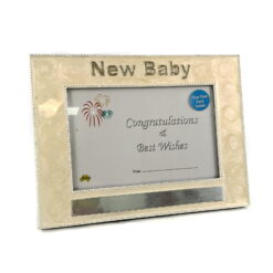 New Baby Pearl Photo Frame