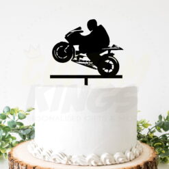 Dirt Bike Cake Topper