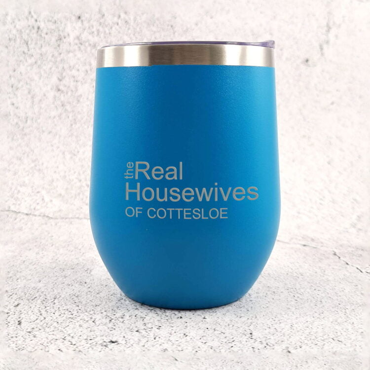 Real Housewives Stainless Steel Tumbler 3