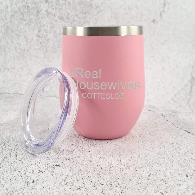 Real Housewives Stainless Steel Tumbler 4