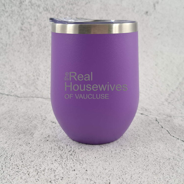 Real Housewives Stainless Steel Tumbler 5
