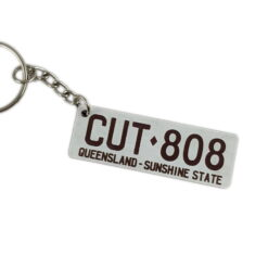 Style Q PlateIt Keyring
