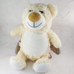Angel Bear Embroidered Teddy