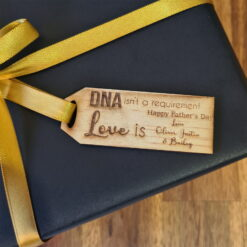 DNA Gift tag