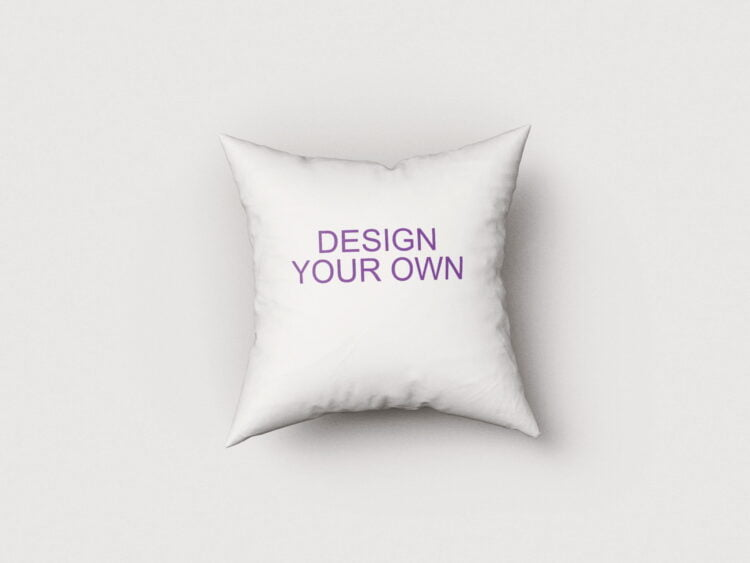 Personalised Cushion Cover - Your Design 1