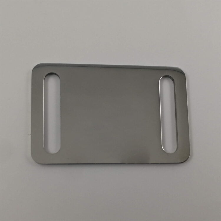 Stainless Steel Pet Tag 1