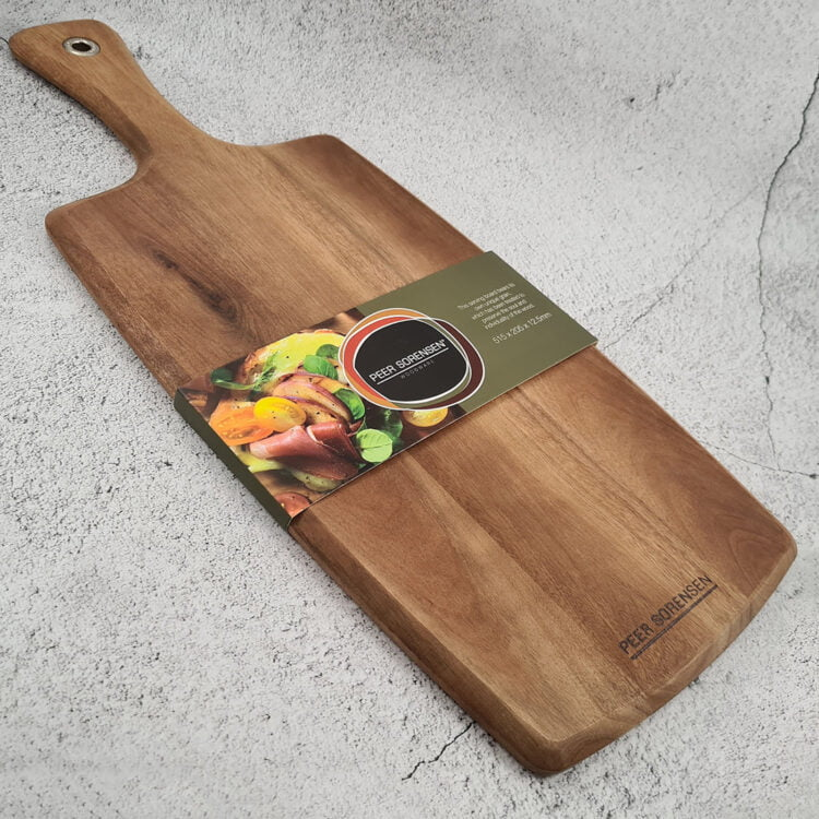 Personalised Cheese Serving Board Paddle: Design your own 1