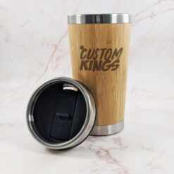 Corporate Bamboo Coffee Cup