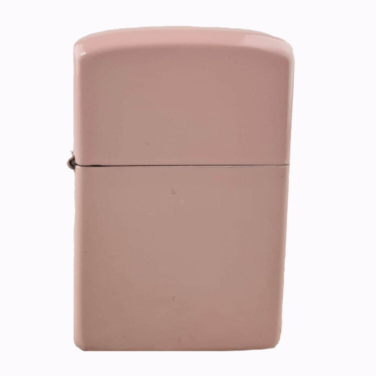 Matte Pink Lighter with Your Design 2