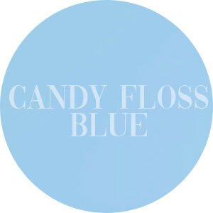Candy Floss Blue