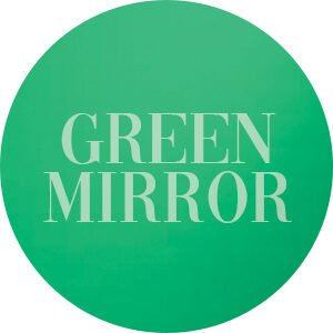 Green Mirror Acrylic