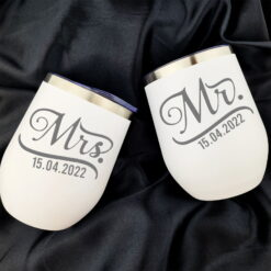 Couples Tumbler Set