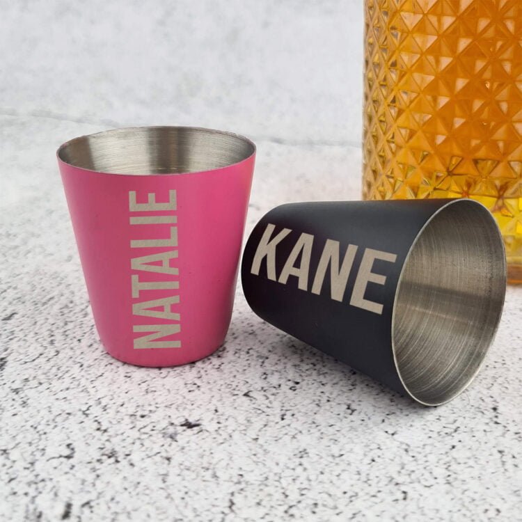 Personalised Shot Glass 2