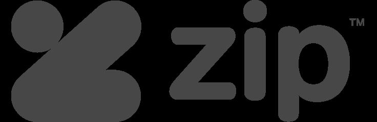 Zip monogram Logo