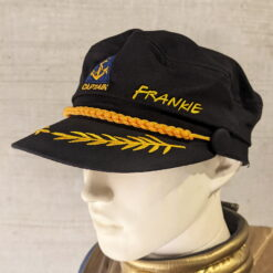 Personalised Captain Hat