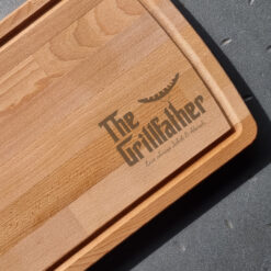 The Grillfather Personalised Chopping Board