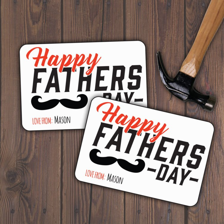 Father's Day - Sticker Set (5 Pack) 1