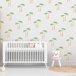 Palm Trees in room decal