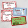 Christmas Label Sticker